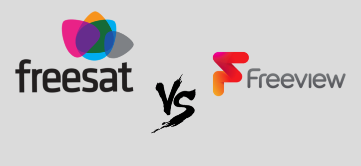 freeview vs. freesat